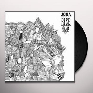 Jona RISE (EP) Vinyl Record