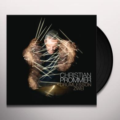 Christian Prommer DRUMLESSON ZWEI Vinyl Record