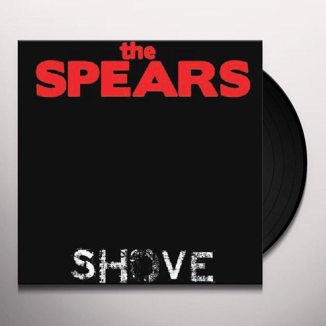 Spears SHOVE Vinyl Record
