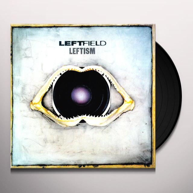 Leftfield LEFTISM Vinyl Record - Holland Import