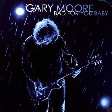 Gary Moore BAD FOR YOU BABY Vinyl Record