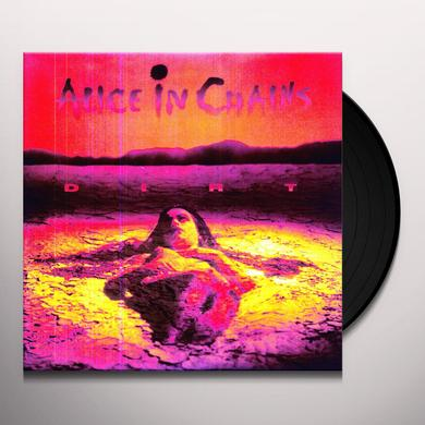 Alice In Chains DIRT Vinyl Record