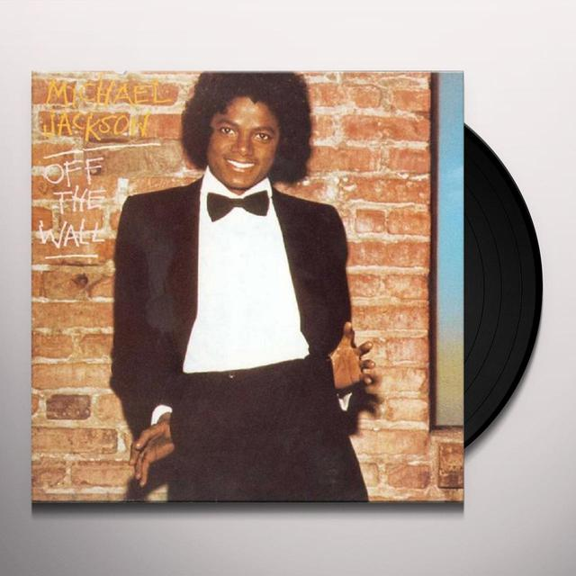 Michael Jackson OFF THE WALL Vinyl Record - Remastered