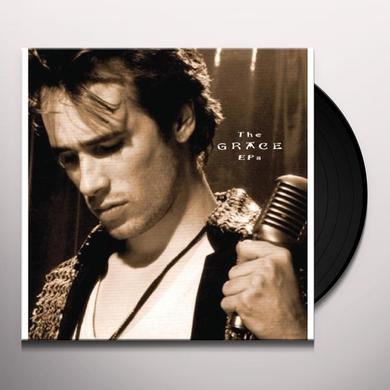 Jeff Buckley GRACE EPS SET Vinyl Record - Holland Import