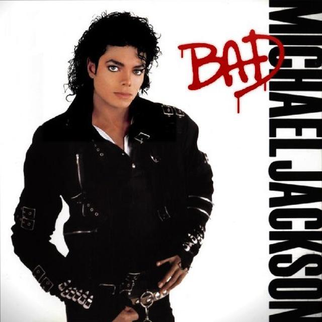 Michael Jackson BAD Vinyl Record - Remastered