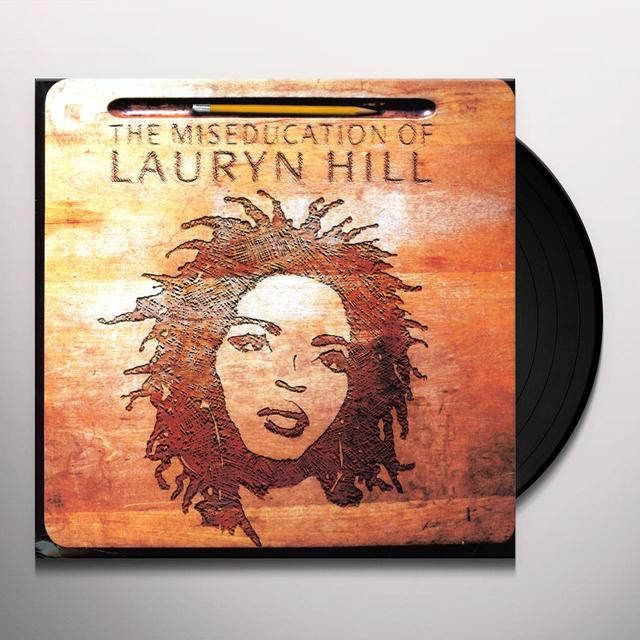 MISEDUCATION OF LAURYN HILL Vinyl Record - 180 Gram Pressing