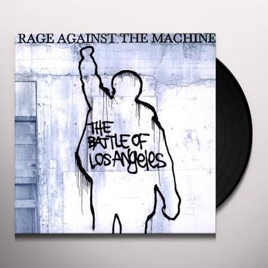 Rage Against The Machine BATTLE OF LOS ANGELES Vinyl Record - 180 Gram Pressing