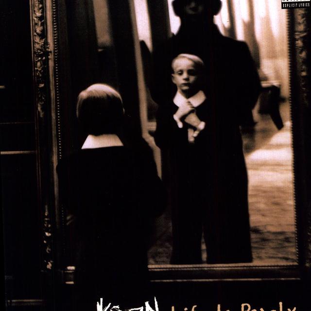 KoRn LIFE IS PEACHY Vinyl Record