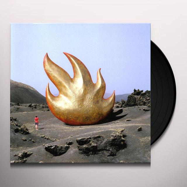 AUDIOSLAVE Vinyl Record - 180 Gram Pressing