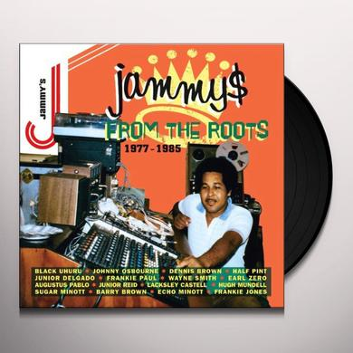 King Jammy JAMMYS FROM THE ROOTS Vinyl Record