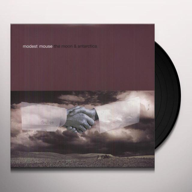 Modest Mouse MOON & ANTARCTICA  (DLI) Vinyl Record - Anniversary Edition