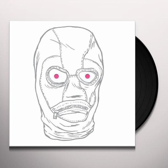 Double Dagger MASKS  (MLPS) (EP) Vinyl Record - Digital Download Included