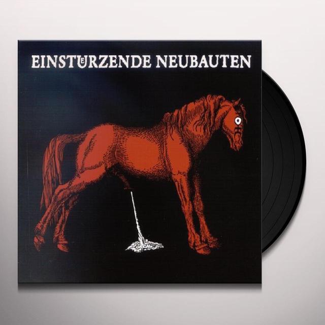 Einstürzende Neubauten HAUS DER LUGE Vinyl Record