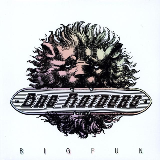 Bag Raiders BIG FUN Vinyl Record