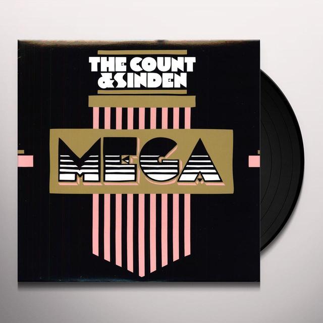 The Count & Sinden MEGA Vinyl Record