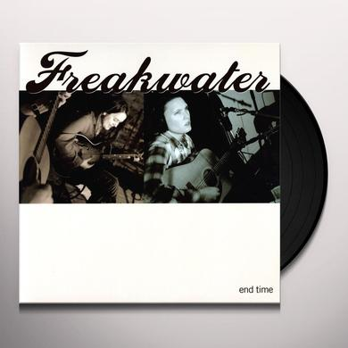 Freakwater END TIME Vinyl Record