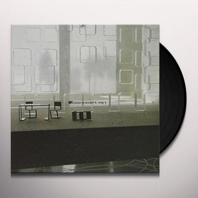 Microstoria MODEL 3 STEP 3 Vinyl Record
