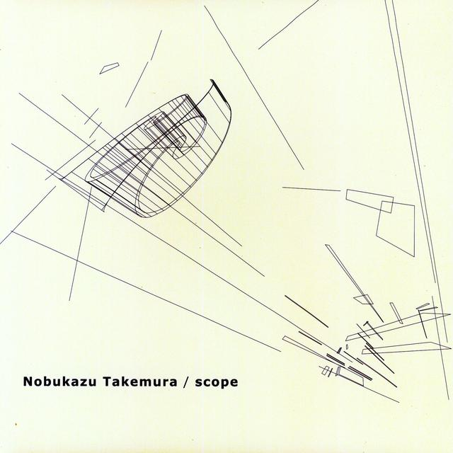 Nobukazu Takemura SCOPE Vinyl Record