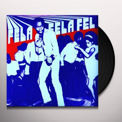 Fela Kuti FELA FELA FELA  (EP) Vinyl Record - 10 Inch Single, Limited Edition