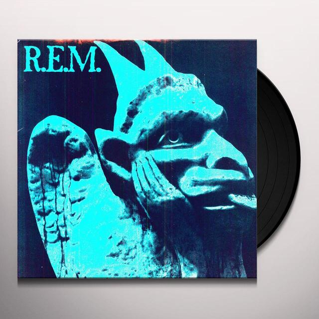 R.E.M CHRONIC TOWN (EP) Vinyl Record - Limited Edition