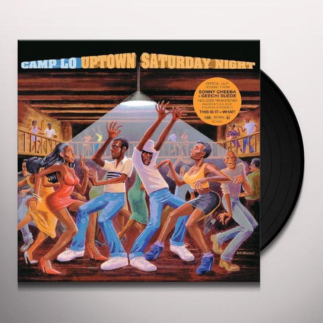 Camp Lo UPTOWN SATURDAY NIGHT Vinyl Record