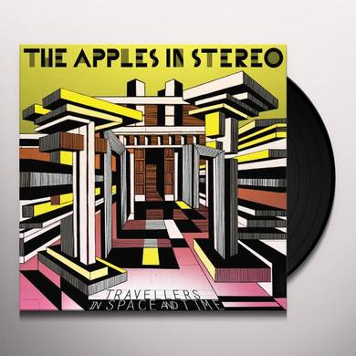 The Apples In Stereo TRAVELLERS IN SPACE & TIME Vinyl Record - 180 Gram Pressing
