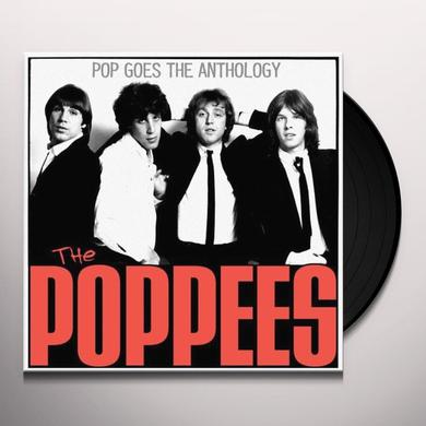 Poppees POP GOES THE ANTHOLOGY (ORANGE VINYL) Vinyl Record