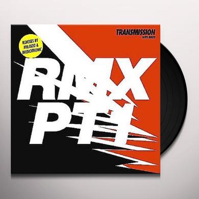 Boys Noize TRANSMISSION RMX 1 Vinyl Record