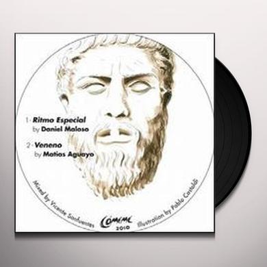 RITMO ESPECIAL / VARIOUS (EP) Vinyl Record