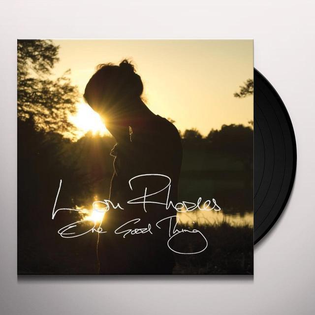 Lou Rhodes ONE GOOD THING Vinyl Record