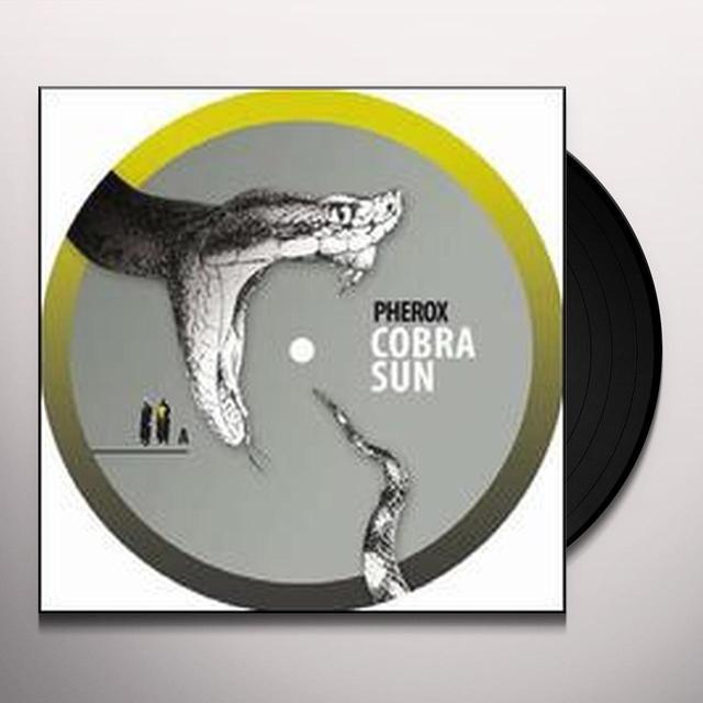 Pherox COBRA SUN Vinyl Record