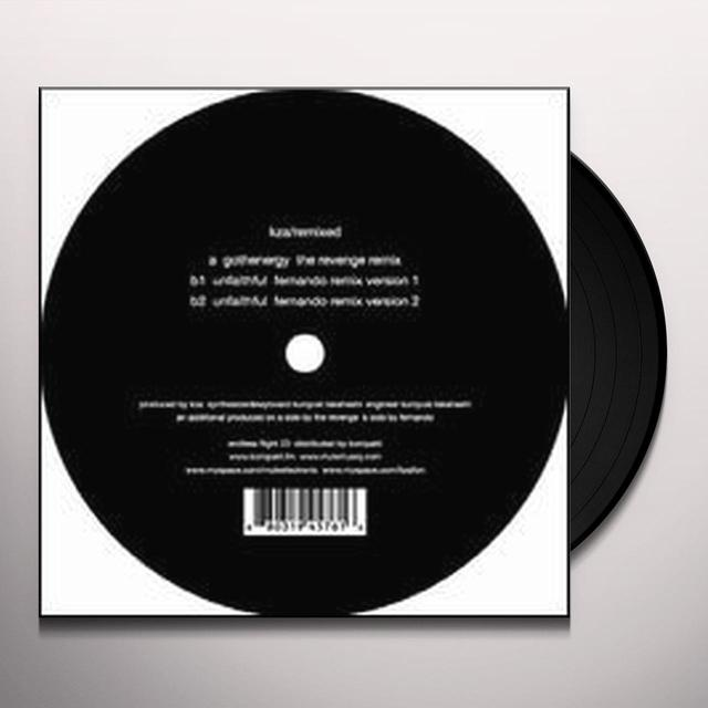 Kza REMIXED Vinyl Record