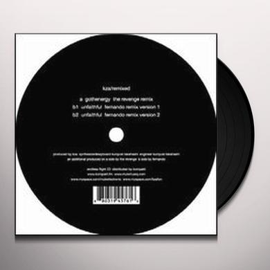 Kza REMIXED (EP) Vinyl Record