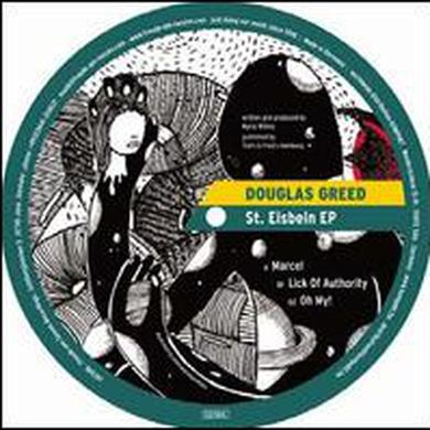 Douglas Greed ST EISBEIN Vinyl Record