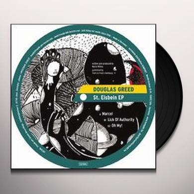 Douglas Greed ST EISBEIN (EP) Vinyl Record