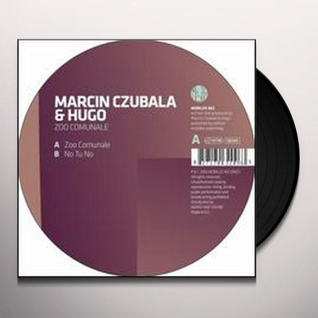 Marcin / Hugo Czubala ZOO COMUNALE (EP) Vinyl Record