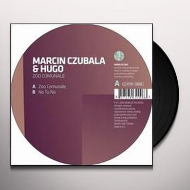 Marcin / Hugo Czubala ZOO COMUNALE Vinyl Record