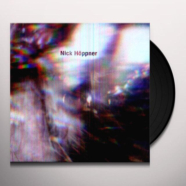Nick Hoppner BRUSH ME DOWN Vinyl Record