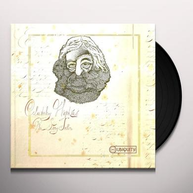 Clutchy Hopkins STORYTELLER Vinyl Record