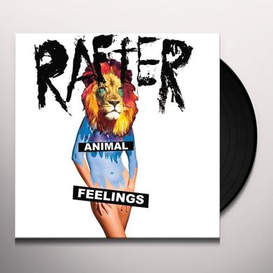 Rafter ANIMAL FEELINGS Vinyl Record
