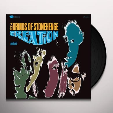 Druids Of Stonehenge CREATION Vinyl Record