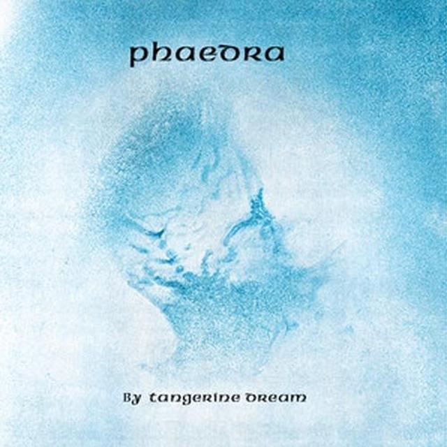 Tangerine Dream PHAEDRA Vinyl Record - Remastered