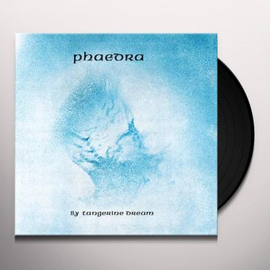 Tangerine Dream PHAEDRA Vinyl Record - Remastered