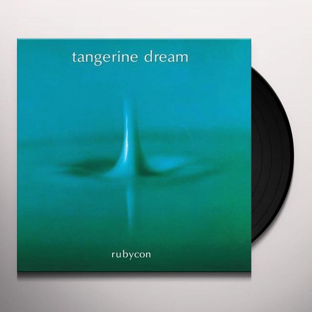 Tangerine Dream RUBYCON Vinyl Record - Remastered