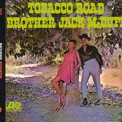 Brother Jack McDuff Quartet TOBACCO ROAD Vinyl Record