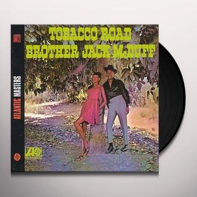 Brother Jack McDuff Quartet TOBACCO ROAD Vinyl Record - UK Import