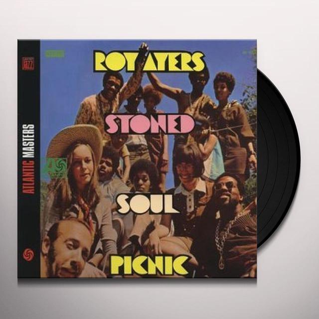 Roy Ayers STONED SOUL PICNIC Vinyl Record - UK Import