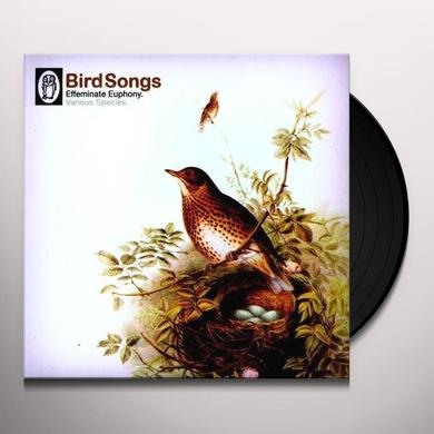 BIRD SONGS / VARIOUS (10IN) BIRD SONGS / VARIOUS Vinyl Record - 10 Inch Single