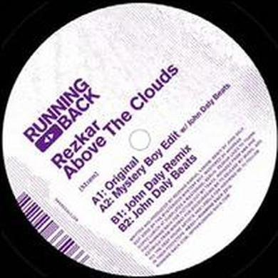 Rezkar ABOVE THE CLOUDS Vinyl Record
