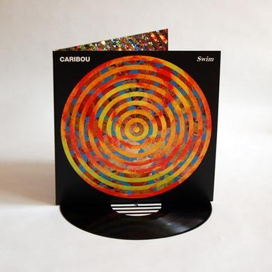 Caribou SWIM Vinyl Record